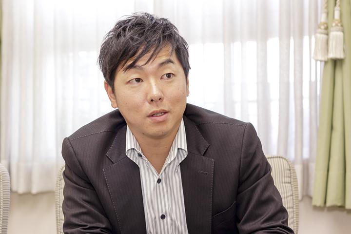 石水創(いしみず はじめ)・石屋製菓株式会社 代表取締役社長