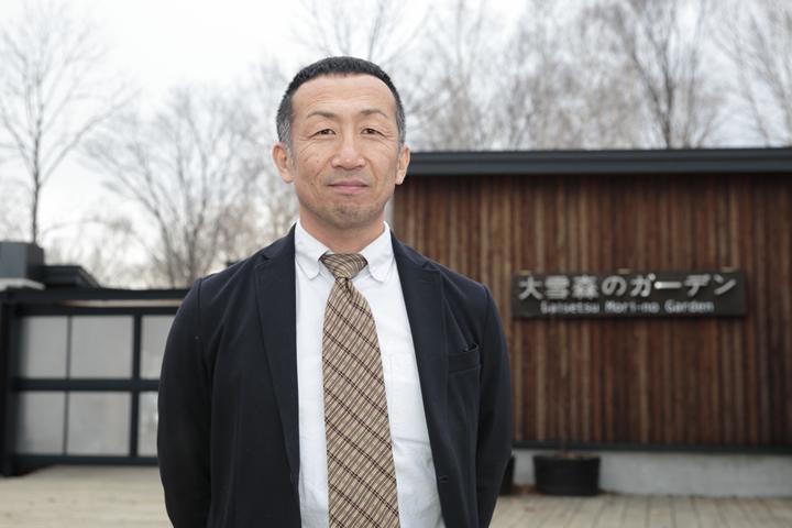 Secretary General Wakamatsu Akihiko of the Asahigaoka NPOSecretary General Wakamatsu Akihiko of the Asahigaoka NPO