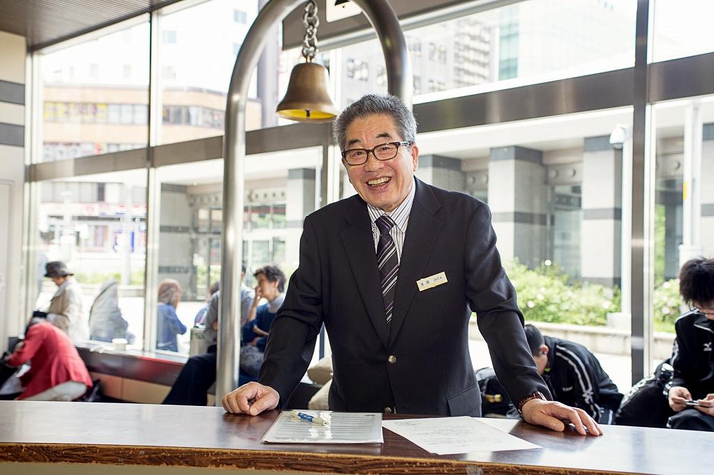 「添乗員・太田」は、バスでしか会えない芸人さんなのだ!